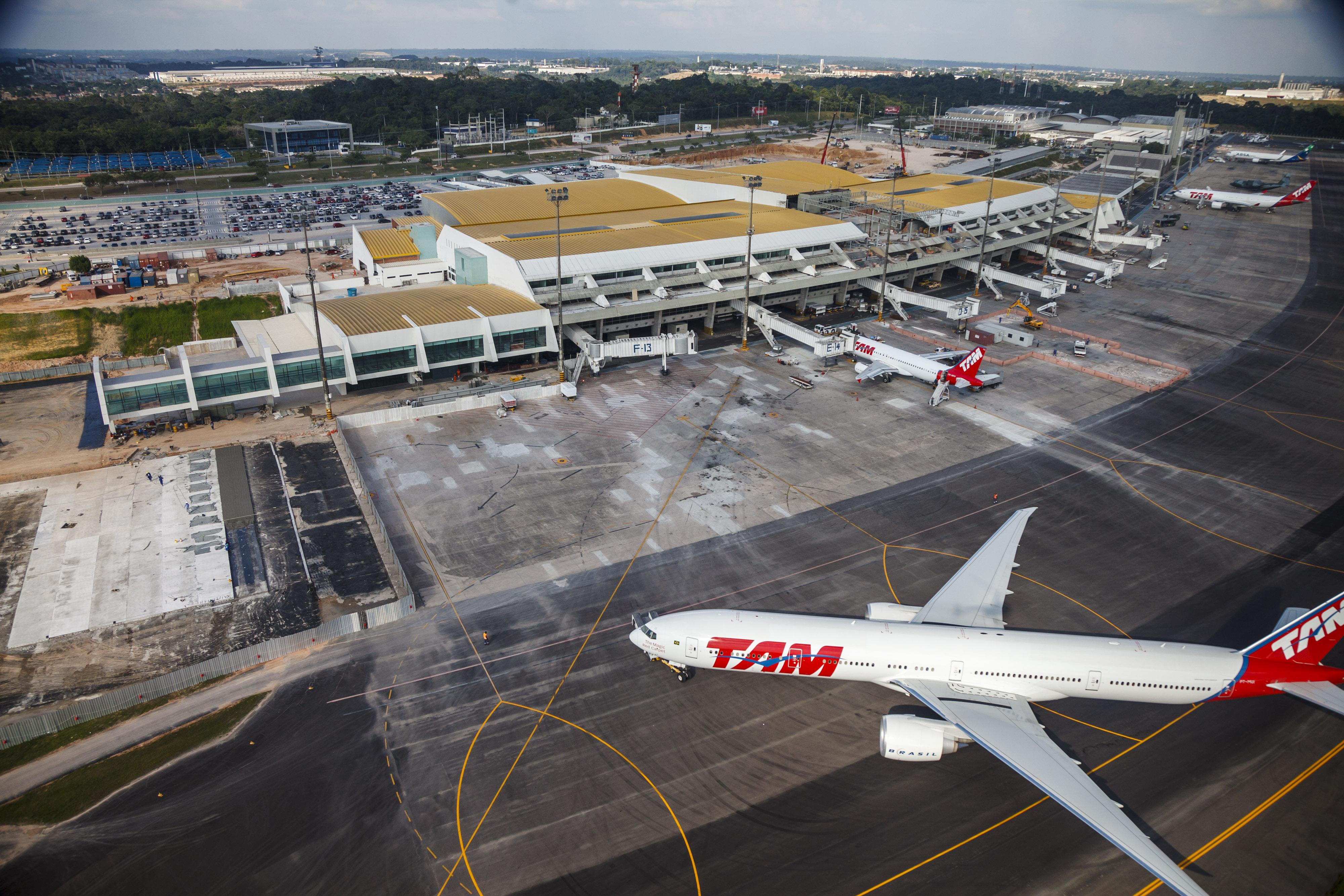 STJ retira Aeroporto de Manaus de leilão do governo federal