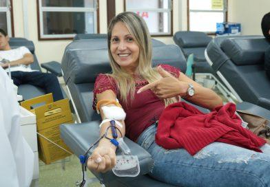 Pesquisa aponta que Hemoam tem 98,6% de aprovação por pacientes e doadores de sangue