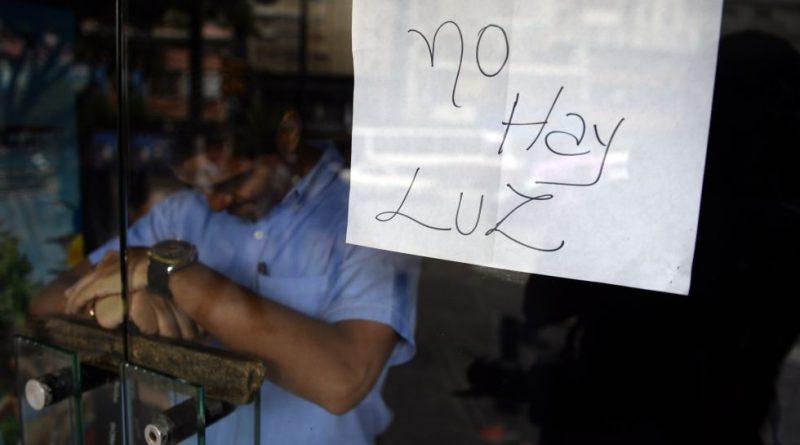 Energia começa a ser restabelecida na Venezuela
