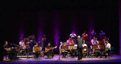 Amazonas Band apresenta o espetáculo Latin Jazz, no Teatro da Instalação, com entrada gratuita