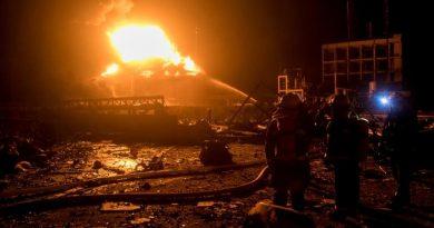 Explosão em fábrica de fogo de artifício faz sete mortos na China