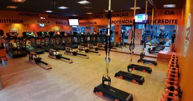 'Orange zone': aula com foco no emagrecimento na Cia Athletica Manauara