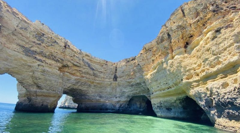 Algarve, o paraíso ensolarado de Portugal