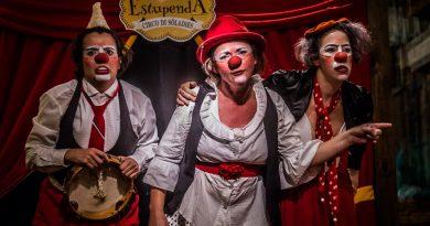 Inscrições abertas para oficinas do Festival de Circo Lona Aberta