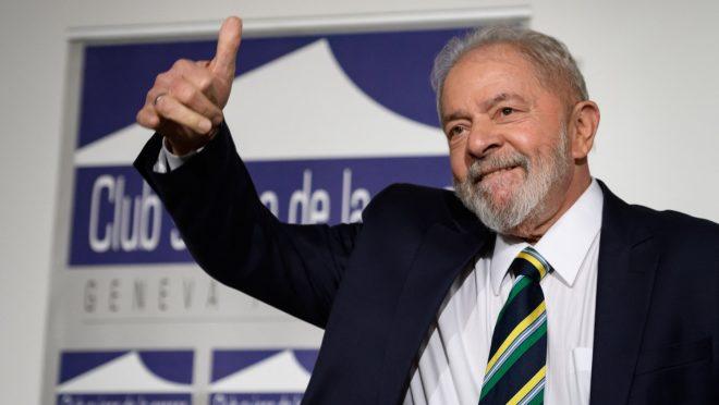 Decisão do STF torna Lula ficha-limpa e elegível