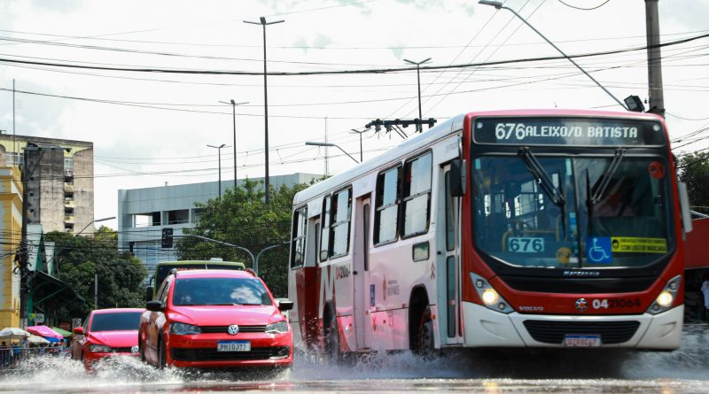 Confira as mudanças nos ônibus no Centro de Manaus a partir de hoje (24)