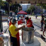Praça da Matriz terá ação social para moradores de rua nesta quinta-feira
