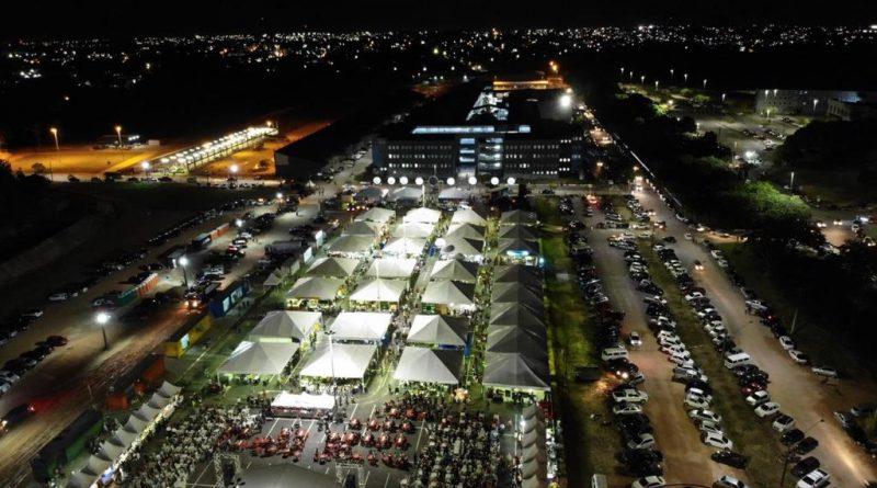 Feira de Agronegócios da Nilton Lins irá movimentar R$ 50 milhões em cinco dias